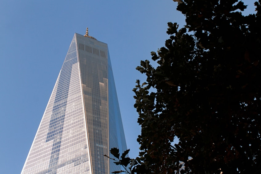One World Observatory Admission & World Trade Center Walking Tour