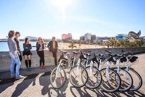 Barcelona: Highlights Bike Tour