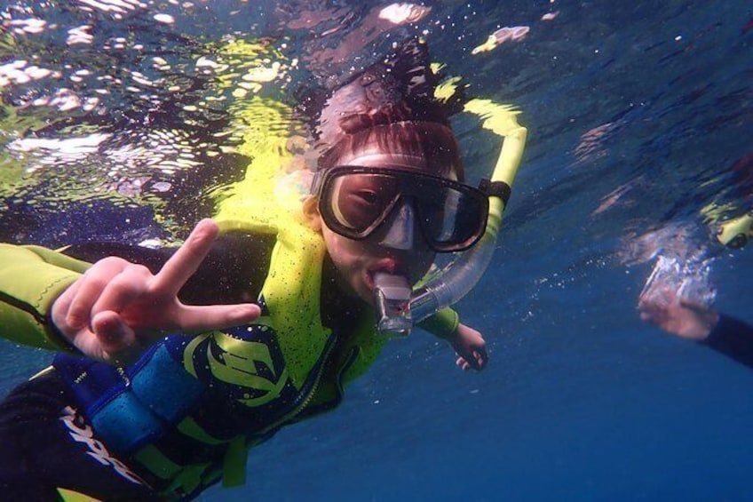 Show item 2 of 7. Kenting Taiwan Diving-Snorkeling Experience