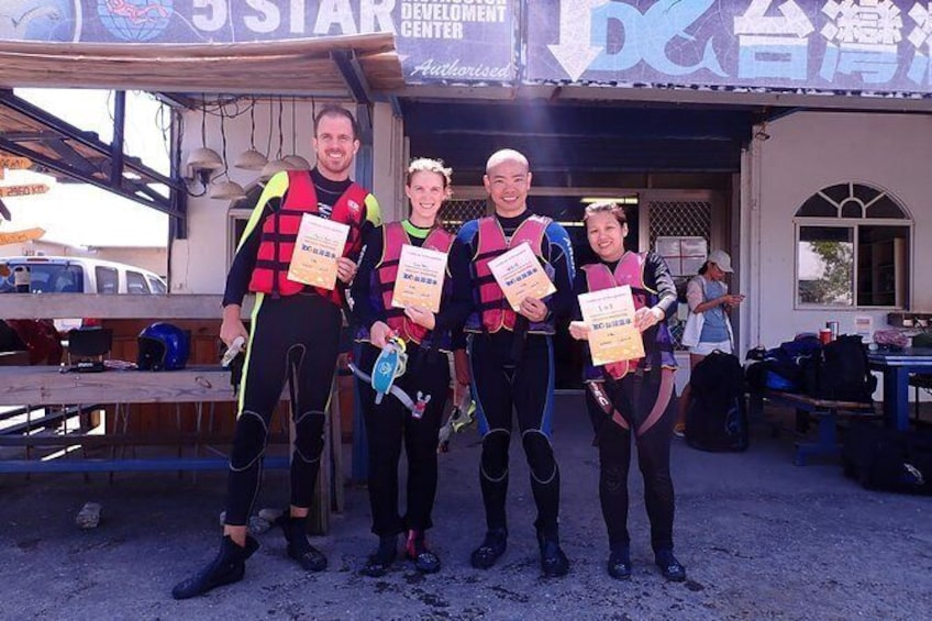 Show item 4 of 7. Kenting Taiwan Diving-Snorkeling Experience