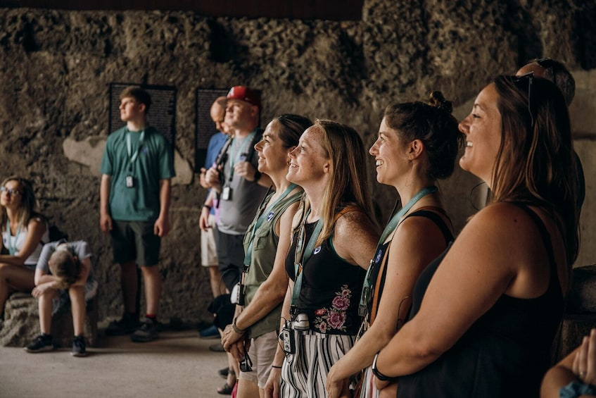 Colosseum, Forum & Palatine Hill Tour with Skip-the-Line & Domus Augusti