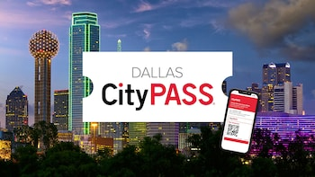 Billets Dallas CityPASS : entrée à quatre principales attractions de Dallas