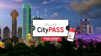 Dallas CityPASS: Admission to Top 4 Dallas Attractions