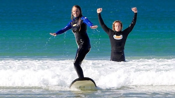 Noosa Surfing Lesson