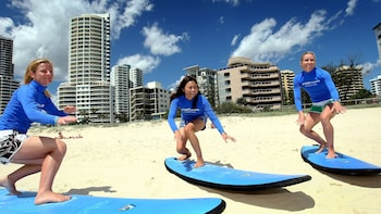 Gold Coast Surf Lesson