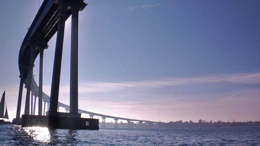 Show item 3 of 7. Bridge View on Cruise in San Diego