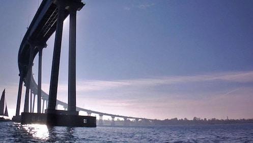 Bridge View on Cruise in San Diego