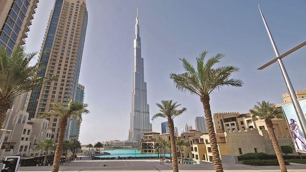 Dubai full day tour with Burj Khalifa from Abu Dhabi