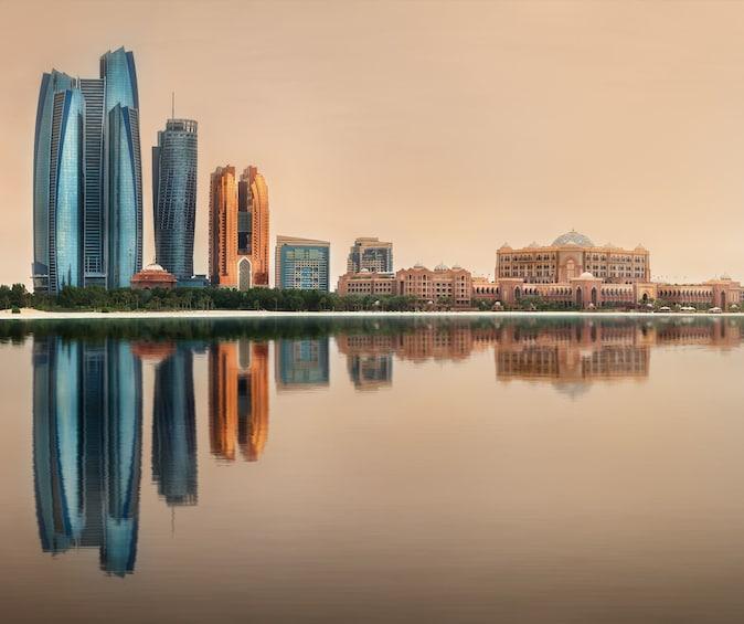 Dine at Al Areesh Restaurant Dinner & Abu Dhabi City Tour