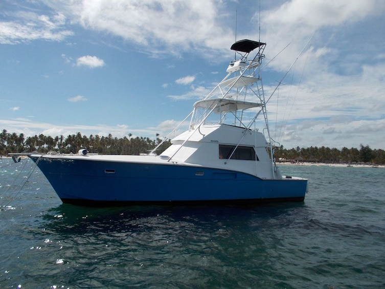Gone Fishing in Punta Cana