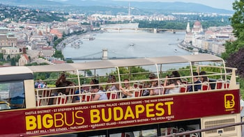 Big Bus-tur med hop-on/hop-off i Budapest