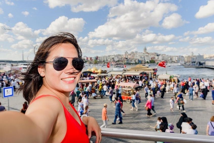 Show item 3 of 7. Combo Saver: Spice Bazaar, Bosphorus Cruise & Turkish Night with Dinner