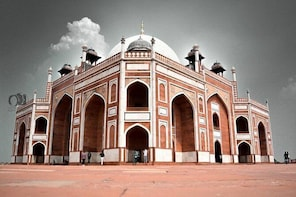 Golden Triangle Tour 4 Days From Ahmedabad