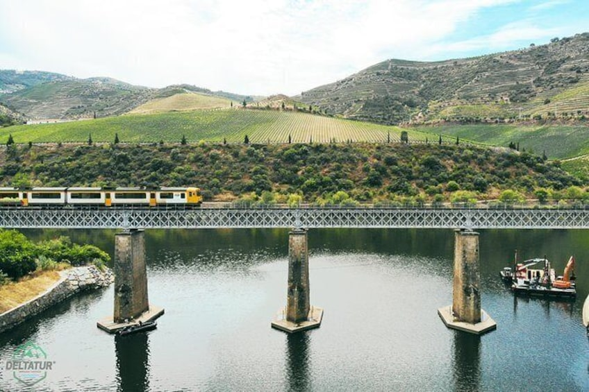 Show item 1 of 5. DOURO EXPERIENCE - BOAT AND TRAIN RIDE (full day private tour, all included)