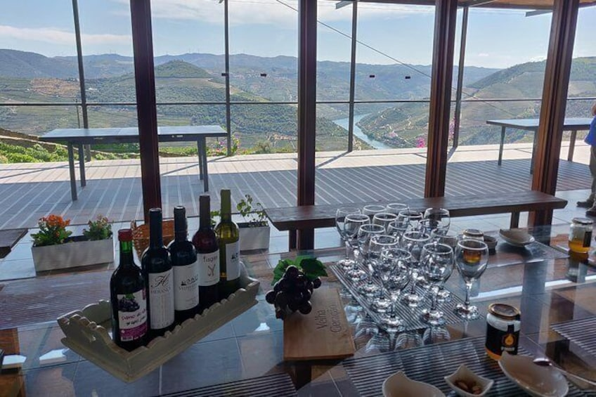 Show item 3 of 5. DOURO EXPERIENCE - BOAT AND TRAIN RIDE (full day private tour, all included)