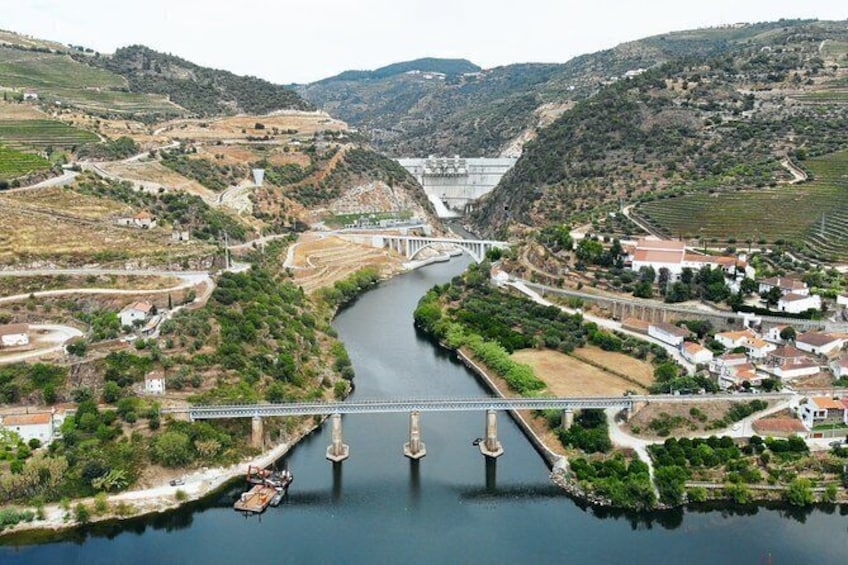 Show item 5 of 5. DOURO EXPERIENCE - BOAT AND TRAIN RIDE (full day private tour, all included)