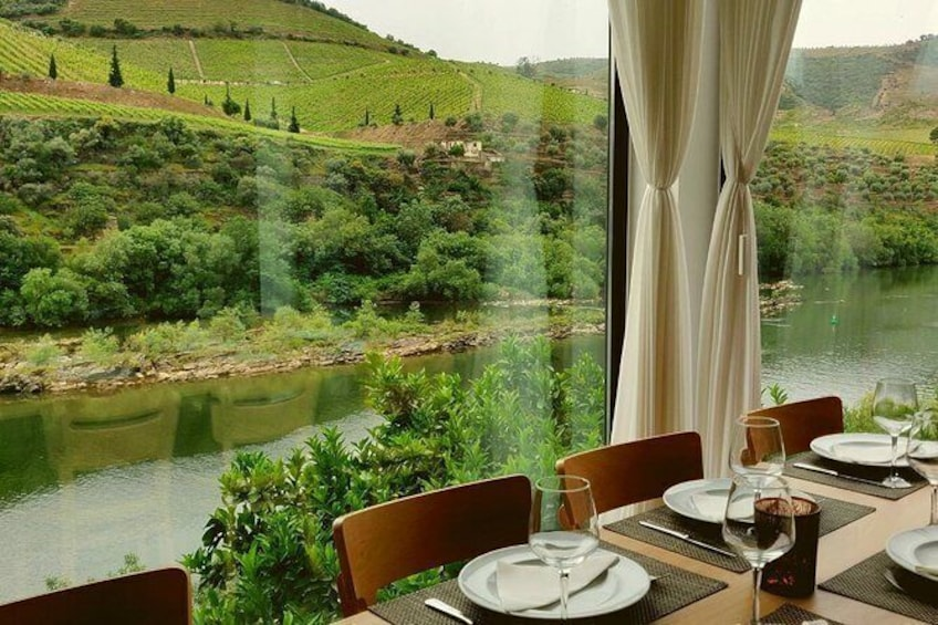 Show item 2 of 5. DOURO EXPERIENCE - BOAT AND TRAIN RIDE (full day private tour, all included)