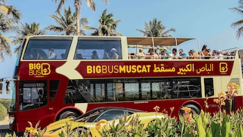 Muscat Hop-On Hop-Off Bus Tour