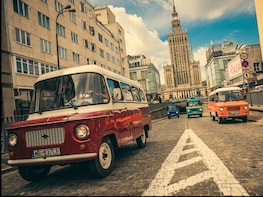 Warsaw: Communist regular tour