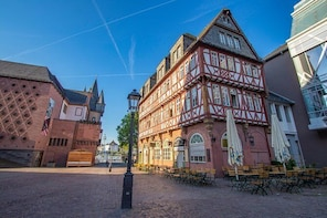 Discover Hochst Old Town of Frankfurt with a Local