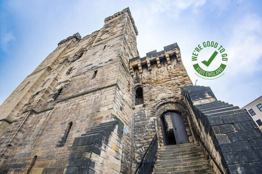 Skip the Line: Newcastle Castle Admission Ticket