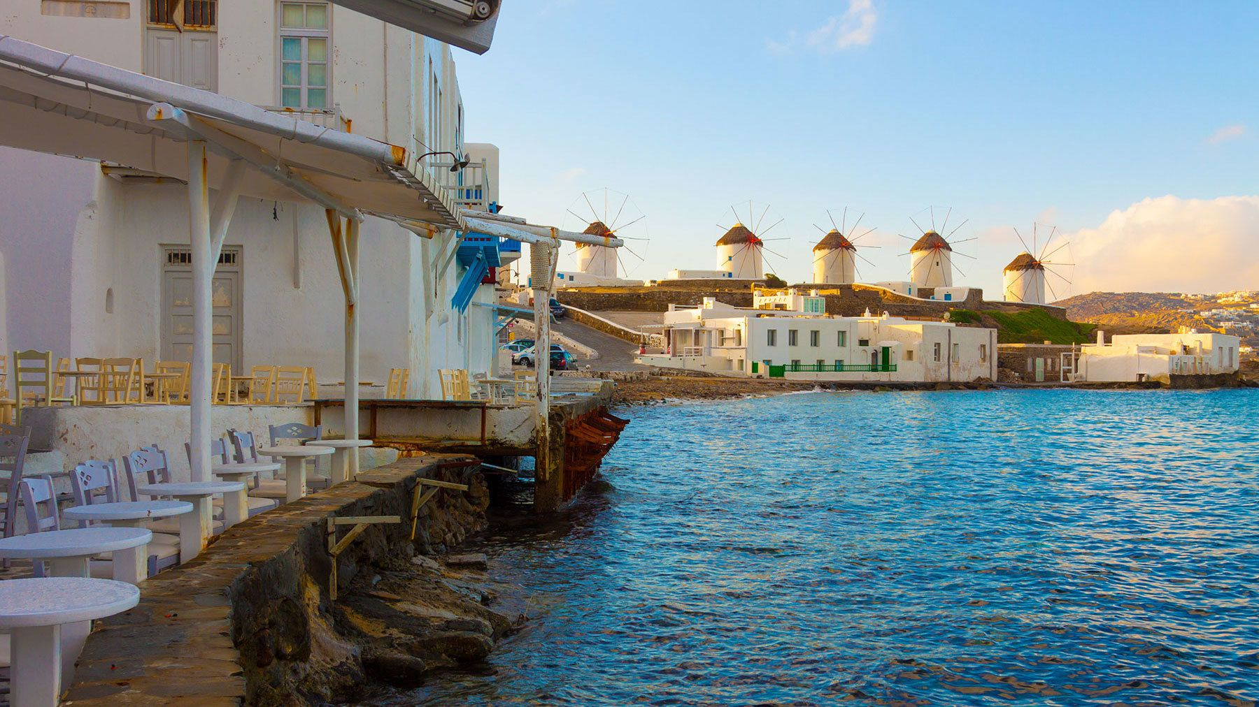 Private Shore Excursion: Mykonos Walking Tour