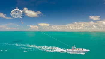 Key West y parasailing desde Ft. Lauderdale