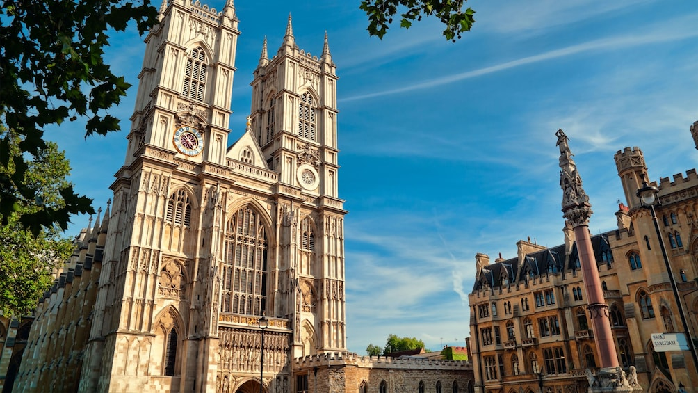 Show item 1 of 10. Westminster Abbey in London