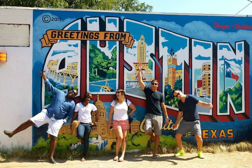 Austin City Highlights Tour