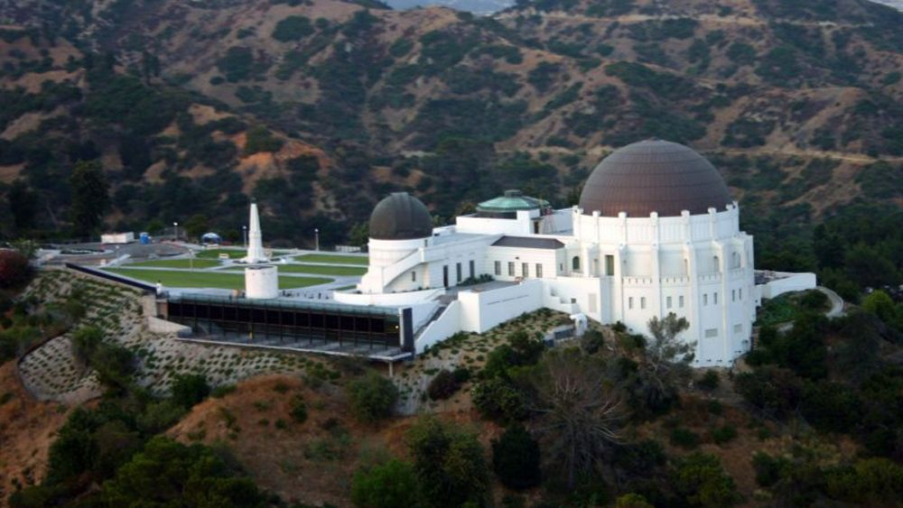 observatory near los angeles