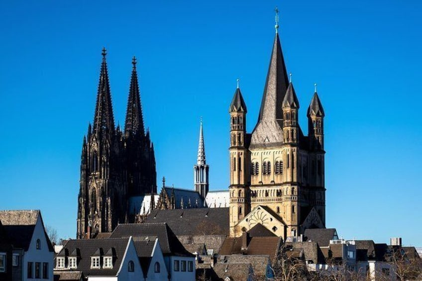 """Cologne City Tour - """"Cathedral City Experience on the Rhine"""""""