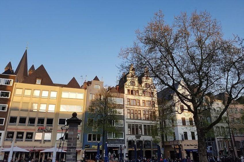 Cologne, Old Market