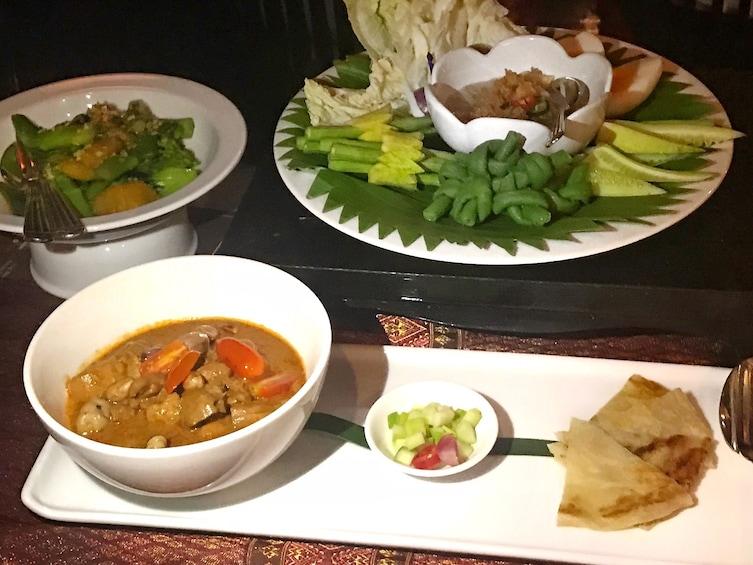 Show item 3 of 10. Banyan Tree's Apsara Luxury Dinner Cruise