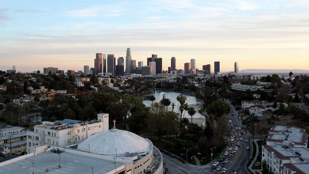 Charger l'élément 3 sur 4. Landscape view of the beautiful city of Los Angeles