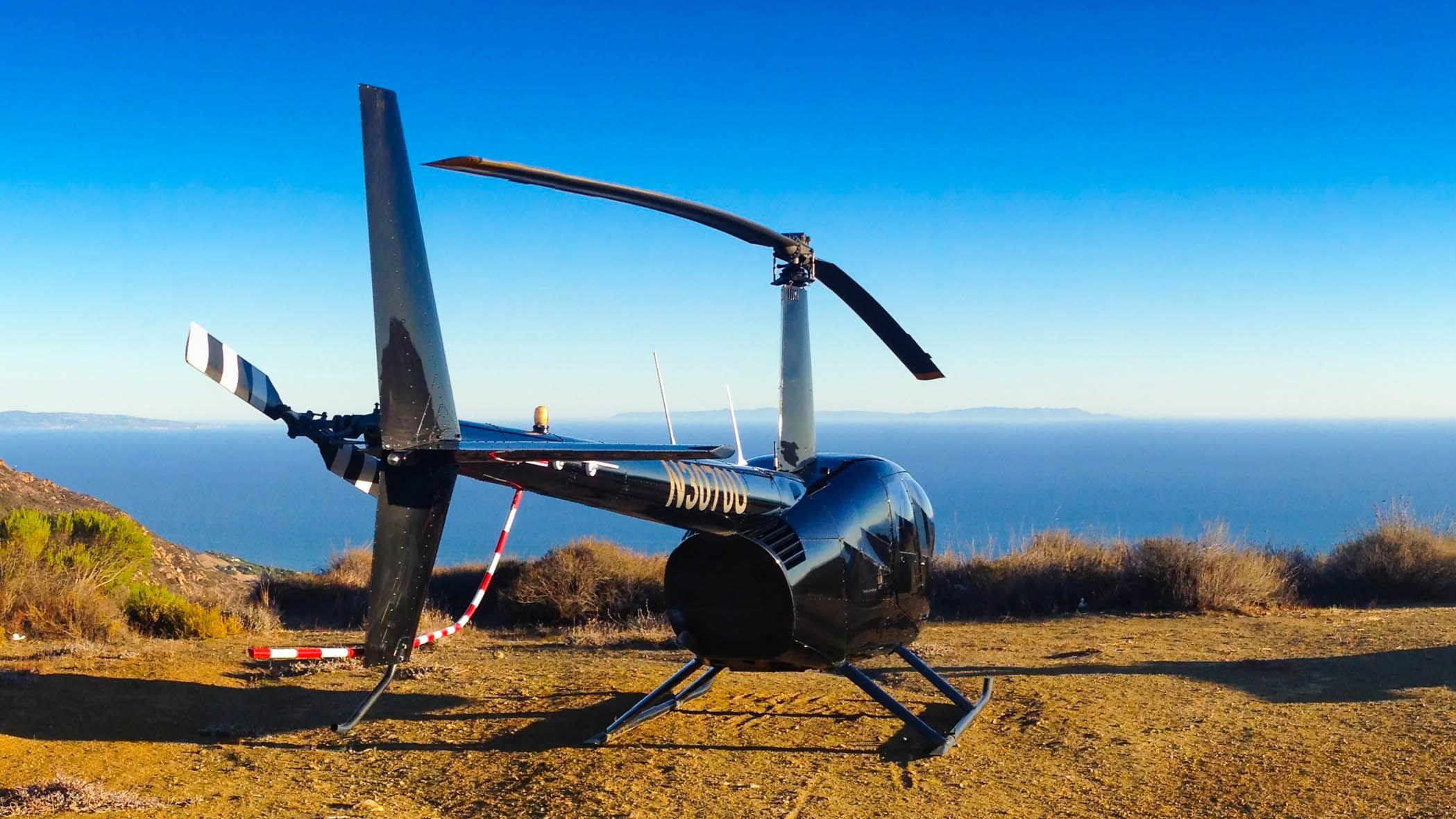 Tours aéreos, en helicóptero y en globo aerostático