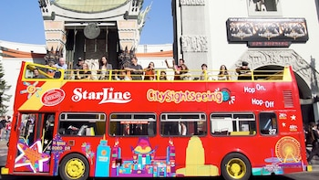 Los Angeles & Hollywood Sightseeing Bus Tour