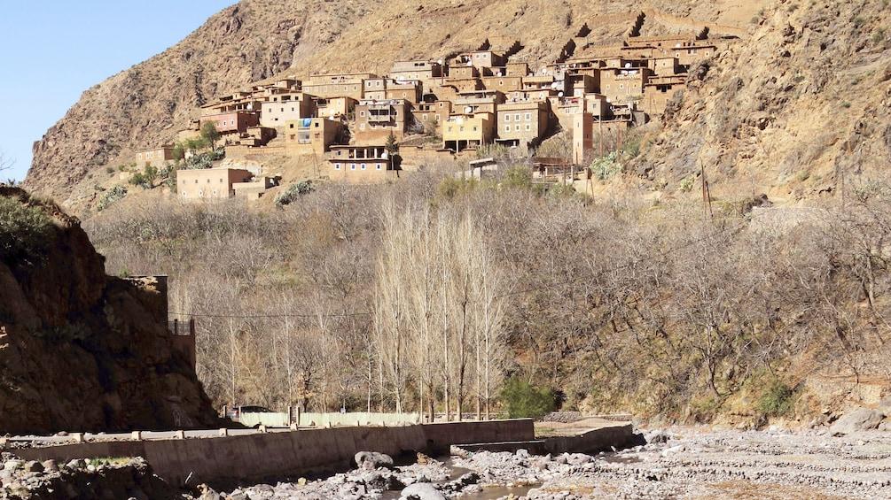 Charger l'élément 4 sur 5. Stunning view of a village area in Marrakech