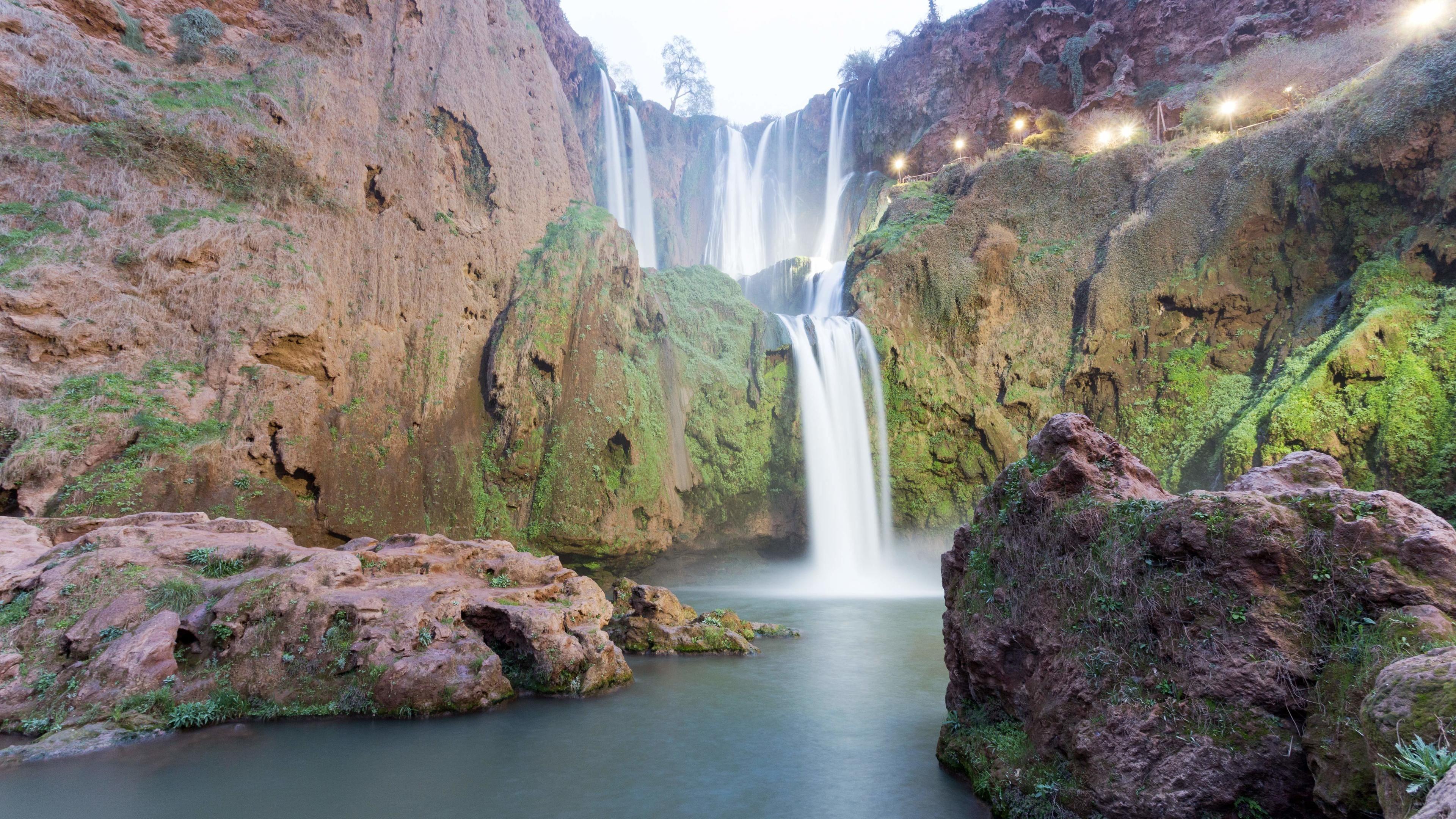 Dagexcursie naar de Ouzoud-watervallen