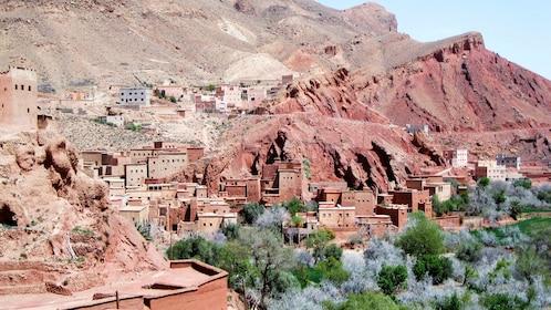 Dadès Gorges in Marrakech