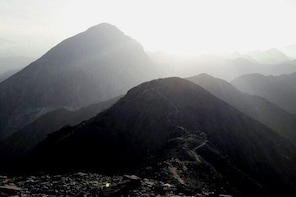 Trekking Three Summits