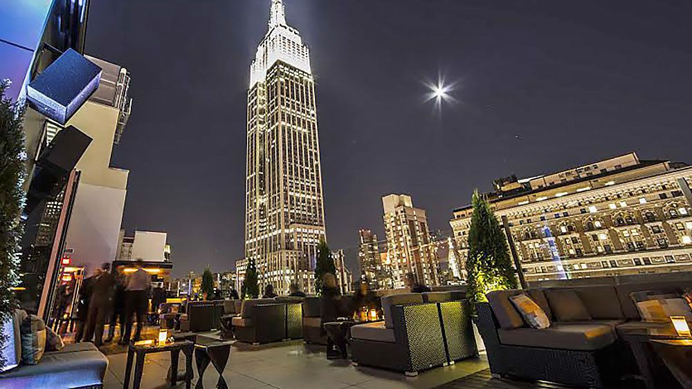 monarch rooftop new york