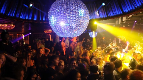 Since one of New York's hottest nightclubs