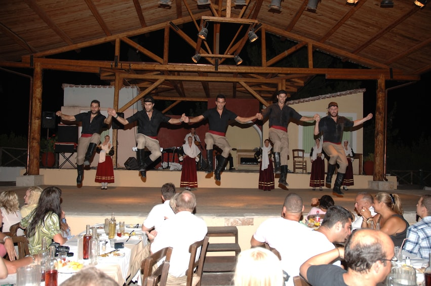 Show item 3 of 10. Cretan Night Out with Live Music & Dance