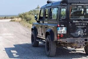 Camargue 4x4 Safari 2 hours Saintes Maries de la Mer