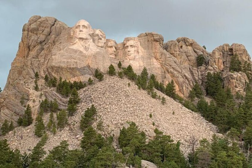Show item 2 of 10. Private Black Hills Monument Package