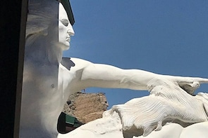 Private Black Hills Monument Package