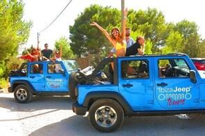 Ibiza Jeep Tour + Paella + Padel