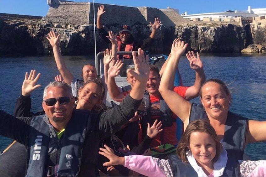 Show item 2 of 22. Boat Tour in Peniche