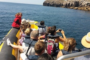 Boat Tour in Peniche