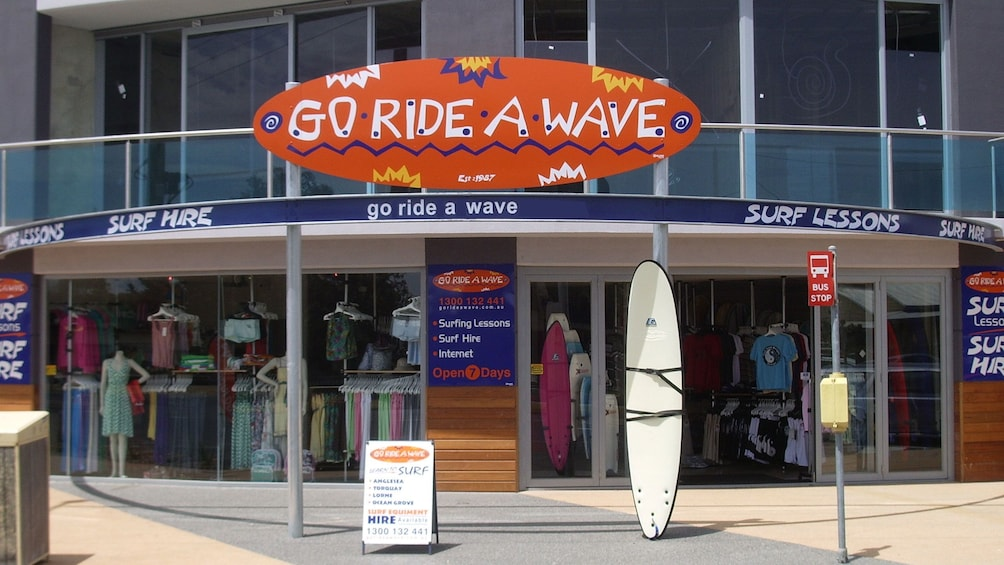 Show item 2 of 6. Go Ride A Wave Surf Shop at Torquay beach